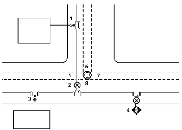 ejemplo detector fugas de agua medicion geofono alcomax